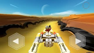 LEGO Star Wars Microfighters Android Gameplay