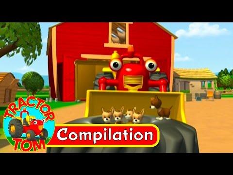 Tracteur Tom - Compilation 3 (Français)