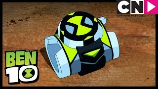 Ben 10 | New Omnitrix | Innervasion Part 5: High Override | Cartoon Network