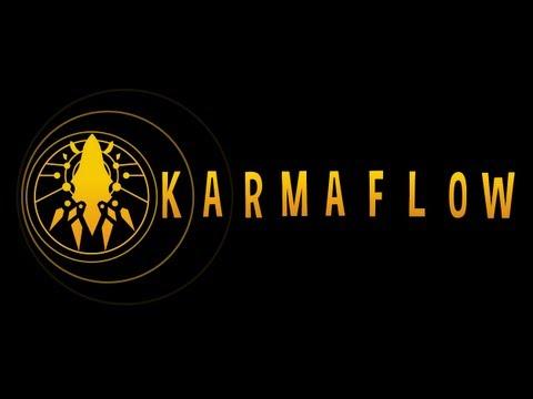 Simone Simons and Mark Jansen introduction for Karmaflow: A Rock Opera Videogame