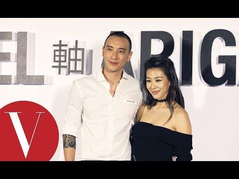 最強閃光夫妻:王陽明、蔡詩芸 就愛壞男孩 |快問快答|時尚爆爆