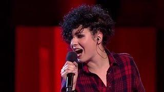 "The Voice of Poland III - Olga Dąbrowska - ""Biała Flaga"