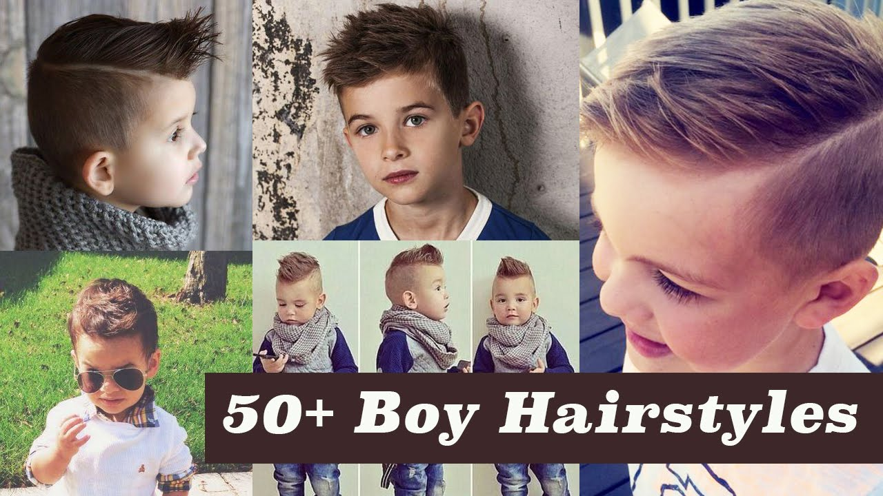 50+ Little Boy Hair Ideas | The Most Popular Baby Boy