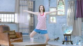 モデルで女優の水原希子さんが、日清食品の「カップヌードルライト」シ...