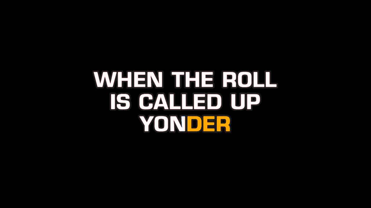when the roll is called up yonder - 1280×720