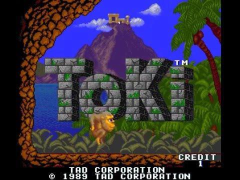 Toki Longplay (Arcade) [60 FPS]