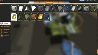 как сделать реактивные сани в RoboCraft
