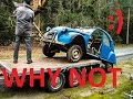 Citroen 2cv 1962: the best I have ever restored - complete restoration from scratch