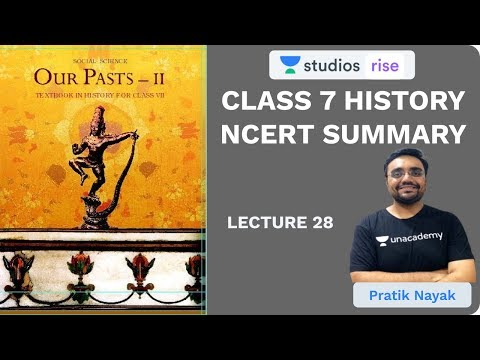 L28: Chapter 10 - Decline Of Mughal Empire 2 | Class 7 History NCERT Summaries | UPSC CSE
