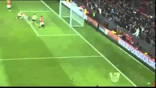 Gol De Chicharito ManU vs Newcastle 26-12-2012