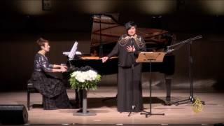 هذا الصباح-الحجي أول مغنية أوبرالية كويتية خليجية