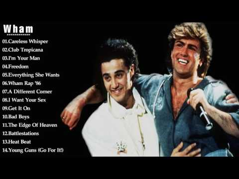 Wham Greatest Hits  -  Best Song Of Wham