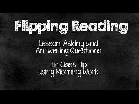 Flipped Reading