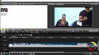 Video Editing Bangla Tutorial- 02-Videos insert and cut video song.