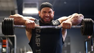 Steve Kuclo and Tommy Vext - Bad Wolves Back and Shoulder Training