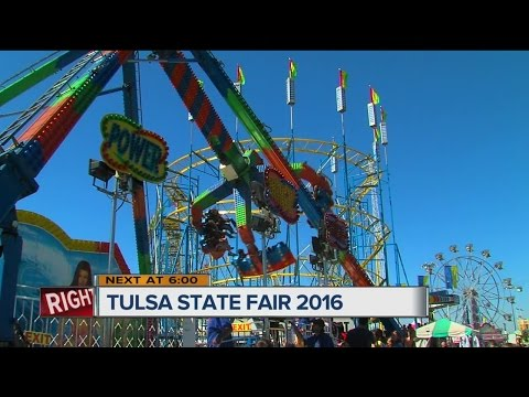 Tulsa State Fair 2016 Enters Final Weekend