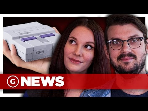 Final Fantasy XV Patch Changes Driving & Unreleased Star Fox Coming with SNES Classic! - GS News …