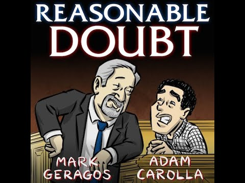 Reasonable Doubt - Christopher Hook