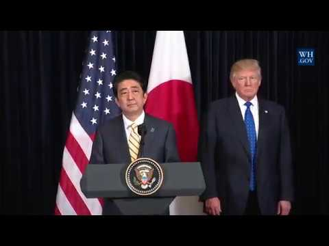 BREAKING Japan to North Korea Missile Launch absolutely intolerable February 12 2017
