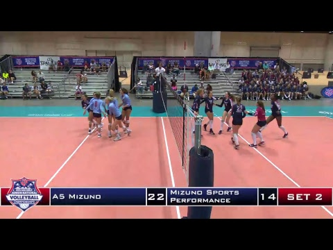 June 26, 2017: Court 41 AAU Volleyball Nationals
