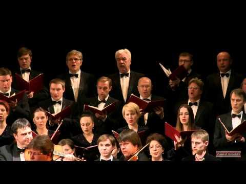 В А Моцарт Реквием фрагмент Капелла Думка+Киевские солисты