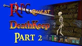 RPG Quest #146: AD&D: DeathKeep (3DO) Part 2