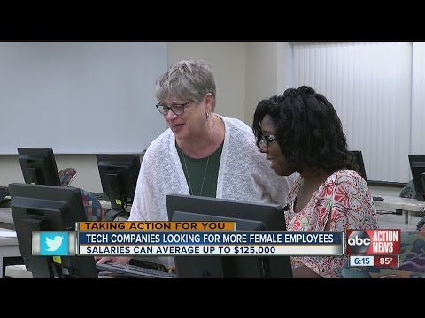 St. Pete College aims to get women in tech jobs