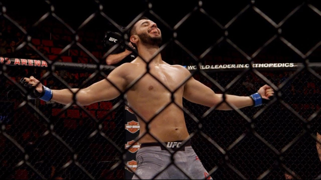 Dominick Reyes Remembers First...