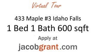 433 Maple #3 For Rent Jacob Grant Property Management Idaho Falls Thumbnail