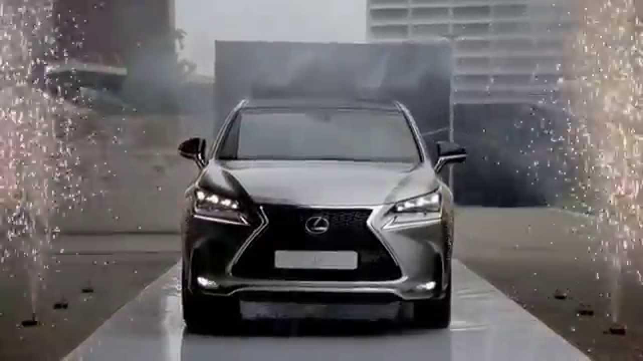 LEXUS NX - YouTube