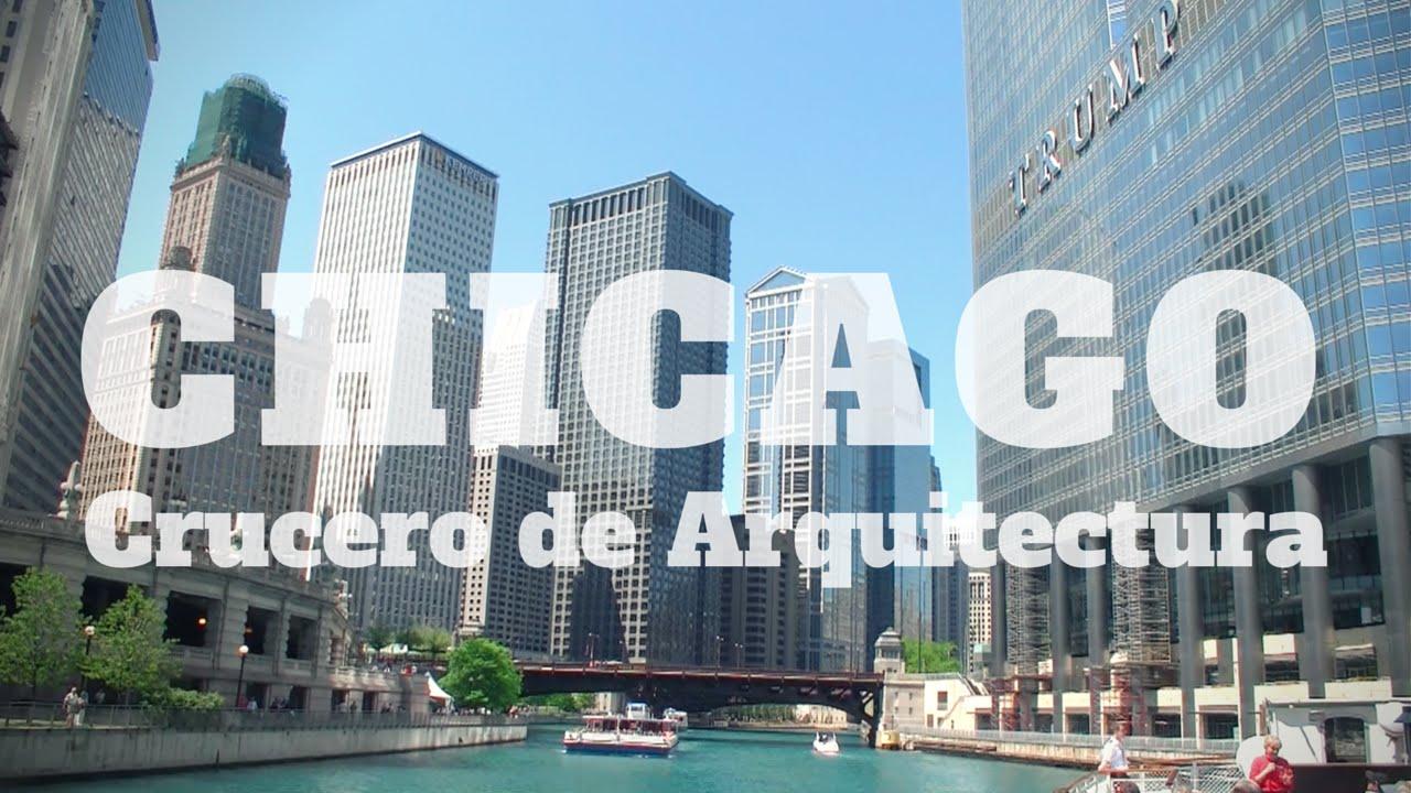 Que hacer en chicago crucero de arquitectura youtube for Sitios web de arquitectura