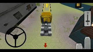 Farm truck 3D silage level 1 screenshot 2