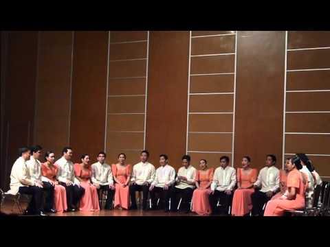 The Philippine Madrigal Singers  Laskar Pelangi