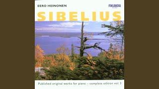 Five Piano Pieces, Op. 75 'The Trees': No. 1, When The Rowan Blossoms (Kun pihlaja kukkii)
