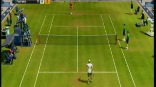 Virtua Tennis 2009 Gameplay HD