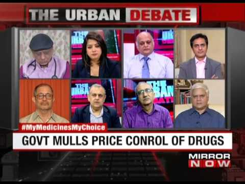Generic Medicines vs Branded Medicines – The Urban Debate (May 5)