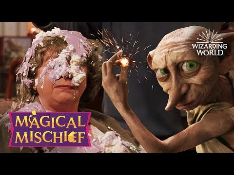 March Is… Magical Mischief   Harry Potter
