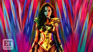 Reaction To The 'Wonder Woman 1984' Trailer