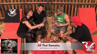 ALL THAT REMAINS AFTERSHOCK 2015