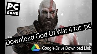 How to Download God of war 4 for pc | Free full version | Highly Compressed 100% Working