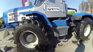Обзор синего трактора Т-150к с двигателем ЯМЗ-236 после капиталки. Ремонт Т-150к или новый МТЗ-1221?