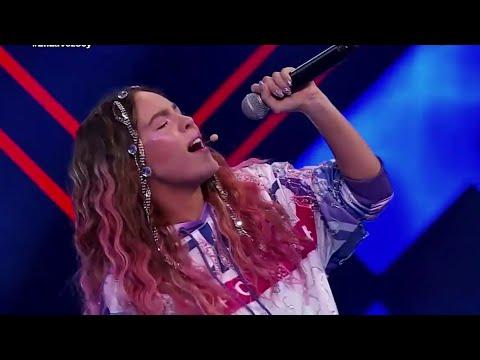 Belinda – Bella Traición en Vivo La Voz México HD