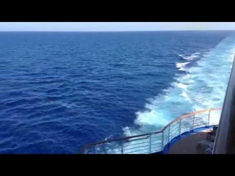 A day cruisin on the mediteranian sea