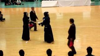 Japanese Kendo Infomation LET'S KENDO H23全日本学生剣道優勝大会 htt...
