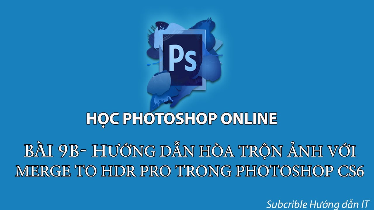 How to Make HDR photos in Photoshop for Real estate and ...