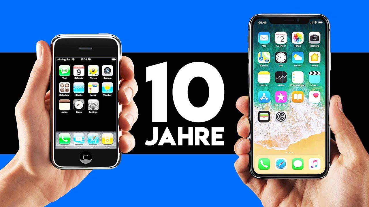 IPhone X Vs 1