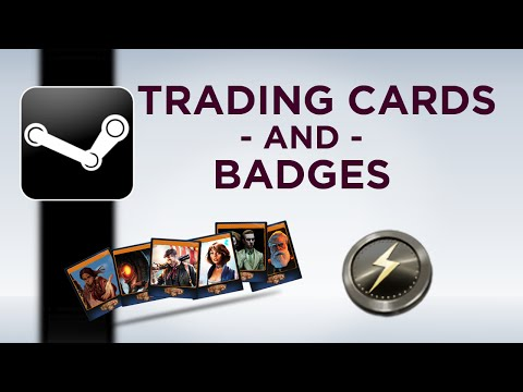 Steam Trading Cards And Badges - Explanation And Tutorial