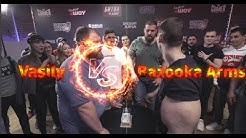 🔥 SLAPPING EVENT: Vasily vs Synthol Kid and BIGMAN 2019