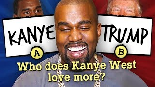 WHAT IS KANYE WEST DOING?