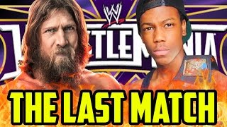 WWE 2K15 MyCareer Ending - Daniel Bryan vs. Will Power (WrestleMania) thumbnail